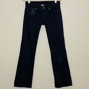 Lucky Brand Lil Maggie Black Jeans Size 27